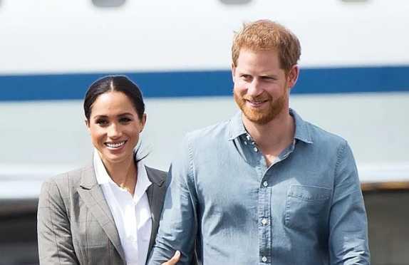 Meghan y Harry listos para su segundo hijo