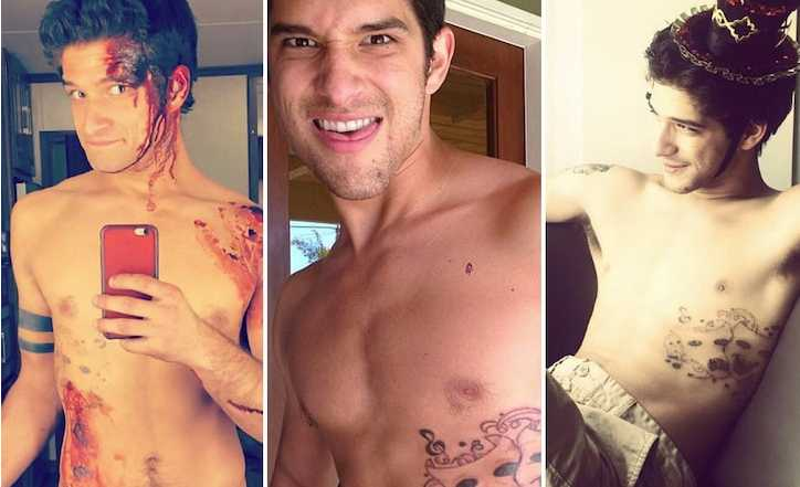 Teen Wolf Tyler Posey se une a OnlyFans