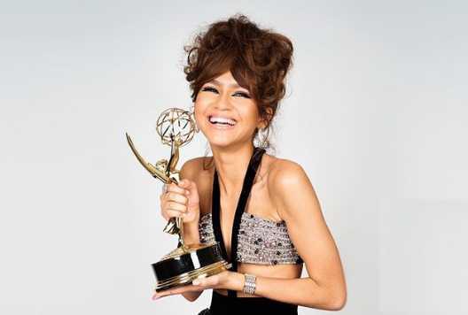 Zendaya hizo historia ganando el Emmy por Euphoria