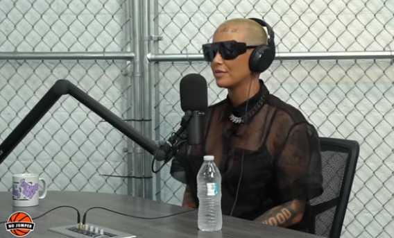 Amber Rose dice que Kanye West es un bully narcisista