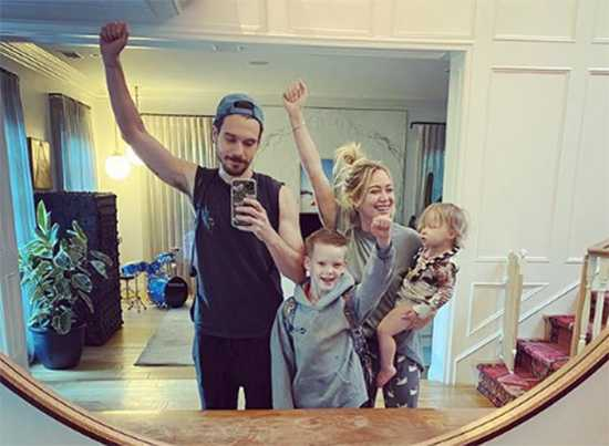 Hilary Duff espera su tercer hijo!