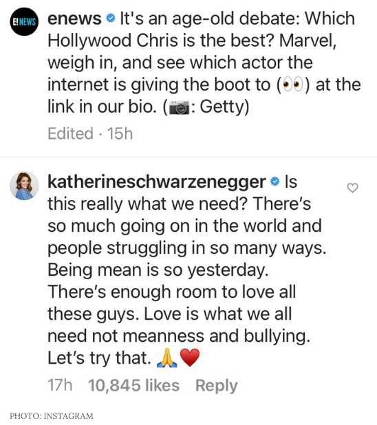 Chris Pratt el peor Chris de Hollywood