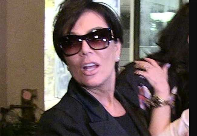 Kris Jenner demandada por acoso sexual