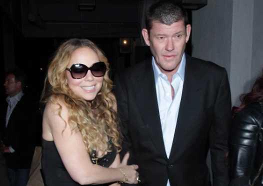 Mariah Carey nunca tuvo relaciones con James Packer