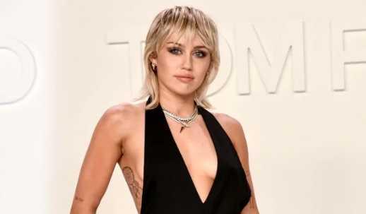 Miley Cyrus vio un alien