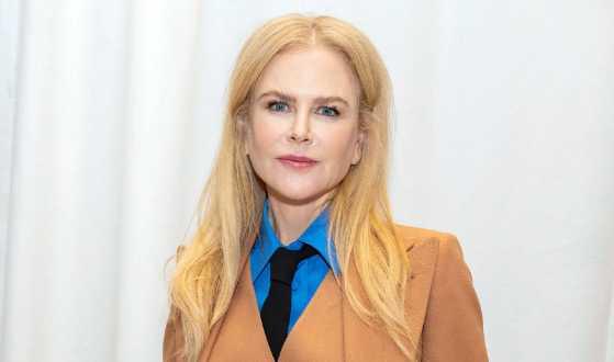 Nicole Kidman desearía no haber alisado tanto su cabello
