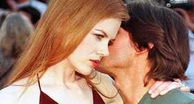 Nicole Kidman felizmente casada con Tom Cruise Eyes Wide Shut