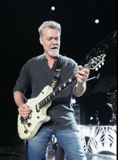 Murió Eddie Van Halen, guitarrista y fundador de Van Halen