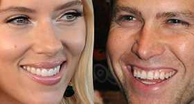 Scarlett Johansson y Colin Jost se casaron!
