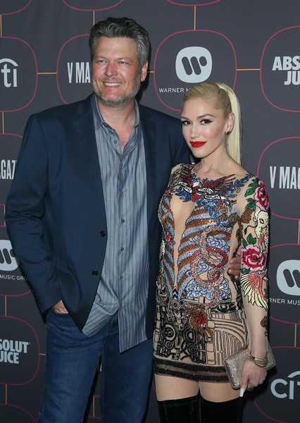 El anillo de compromiso de Gwen Stefani y Blake Shelton