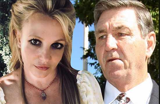 Papa Spears seguirá siendo tutor de Britney, lo decide un juez.