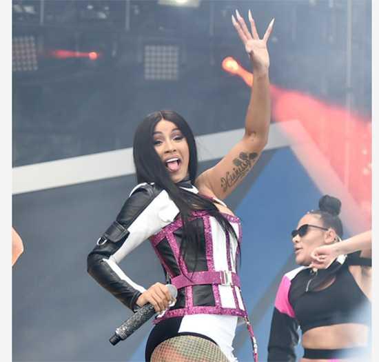 Cardi B Mujer Del A U00f1o Billboard Farandulista