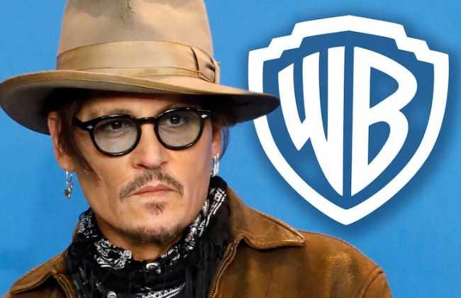 Johnny Depp fuera de Animales Fantásticos 3