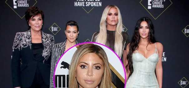 Kardashians indiferentes ante comentarios de Larsa Pippen