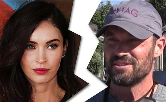 Megan pide el divorcio de Brian Austin Green