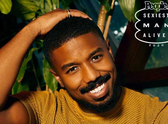 Michael B. Jordan Hombre Más Sexy 2020
