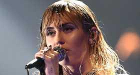 Miley Cyrus recayó durante la pandemia