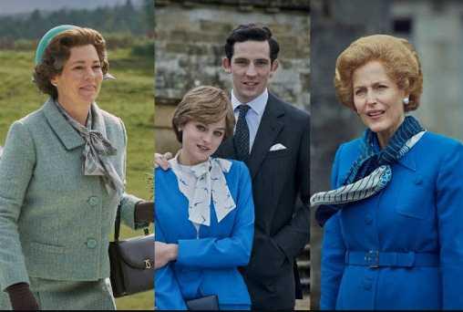 The Crown realidad o ficción?