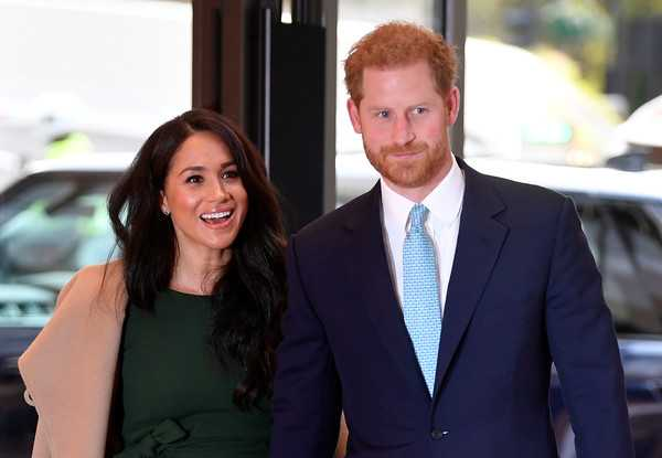 Meghan y Harry firman con Spotify para hacer podcasts