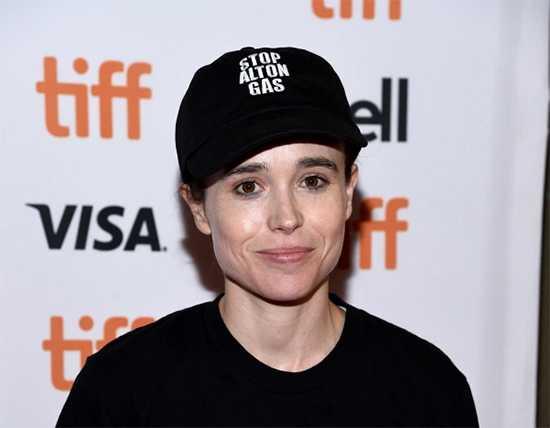 Ellen Page ahora es Elliot