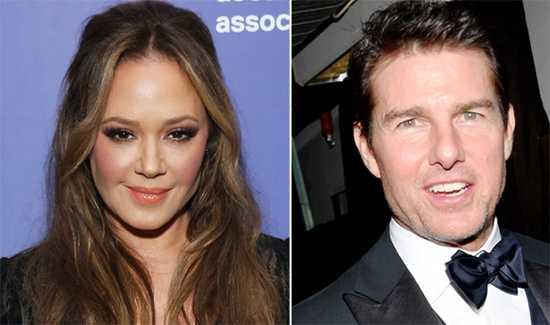 Para Leah Remini la gritadera de Tom Cruise fue truco publicitario
