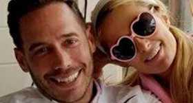 Paris Hilton enamoradisima de su novio Carter Reum