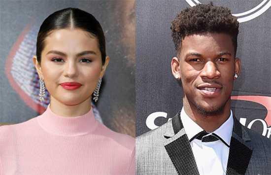 Selena Gomez saliendo con Jimmy Butler?