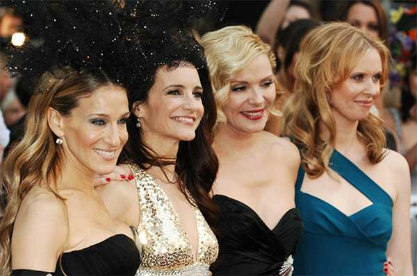 Rumores de un reboot de Sex and The City en HBO Max