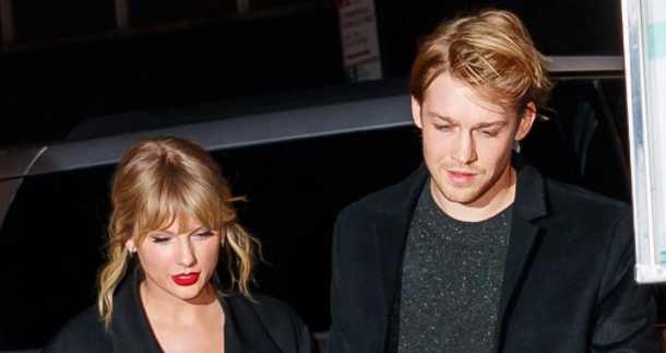 Fans convencidos que Taylor Swift se casó con Joe Alwyn