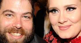 Adele y Simon Konecki llegan a un acuerdo de divorcio