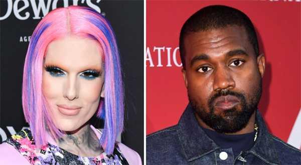 Jeffree Star negó los rumores que sale con Kanye West
