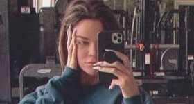 Khloe Kardashian confundida con Kendall Jenner