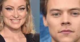 Química entre Harry Styles y Olivia Wilde en el set era obvia