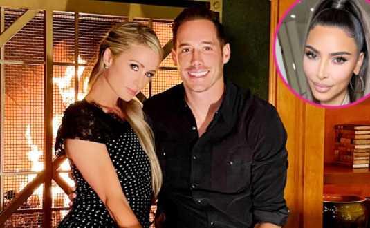 Paris Hilton intentando tener hijos con Carter Reum via FIV
