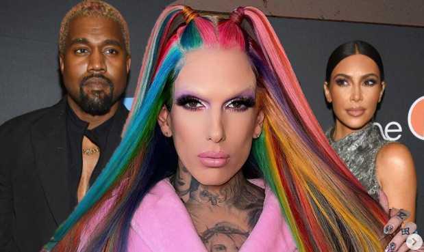 Rumores de Kanye West siendo infiel con Jeffree Star