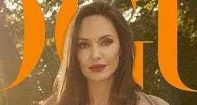 Angelina Jolie más cómoda en sus 40s que cuando estaba joven