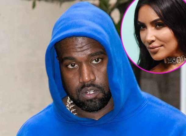 Kanye West tratando de vender joyas de Kim Kardashian