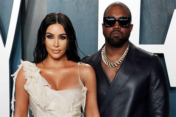 Kanye West triste porque sabe que su matrimonio se acabó
