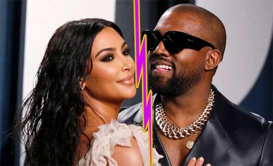 Kim Kardashian documentando divorcio con Kanye para final de KUWTK y Hulu
