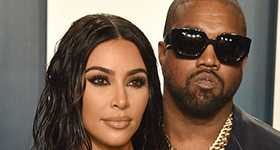 Kim Kardashian y Kanye West ya no se hablan