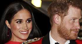 Principe Harry y Meghan Markle renuncian oficialmente a la realeza