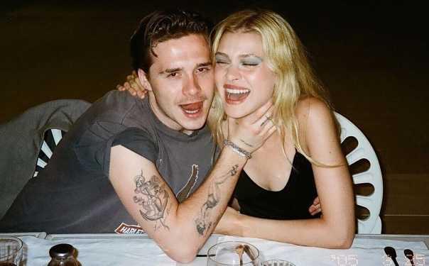 Nicola Peltz muestra anillo de compromiso con Brooklyn Beckham