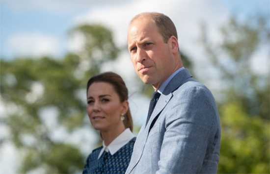 Principe William molesto por respuesta de Harry al comunicado de La Reina