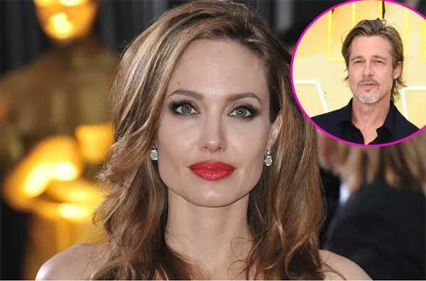 Angelina Jolie evoca la violencia domestica en divorcio con Brad Pitt