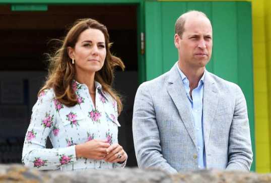 Principe William y Kate en shock por las revelaciones de Meghan