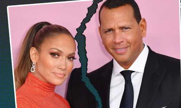 Jennifer Lopez y Alex Rodriguez terminaron!