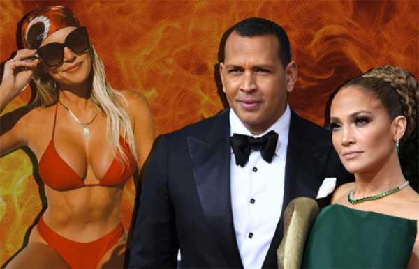 JLo y Alex Rodriguez rompieron por el escándalo de Madison LeCroy