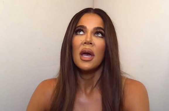 Khloe Kardashian ya tiene embriones con Tristan y nueva cara