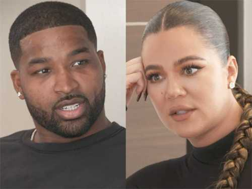 Khloe Kardashian habla de vientre en alquiler con Tristan Thompson