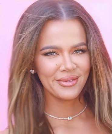 Khloe Kardashian sin filtros